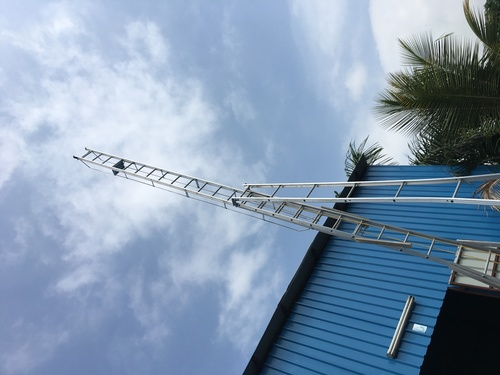 Extension Ladders In Pune, Extension Ladders Dealers