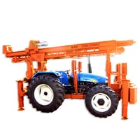 Tractor Mounting Rig