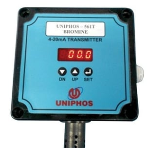 Uniphos Two Wire 4-20 MA Gas Transmitter