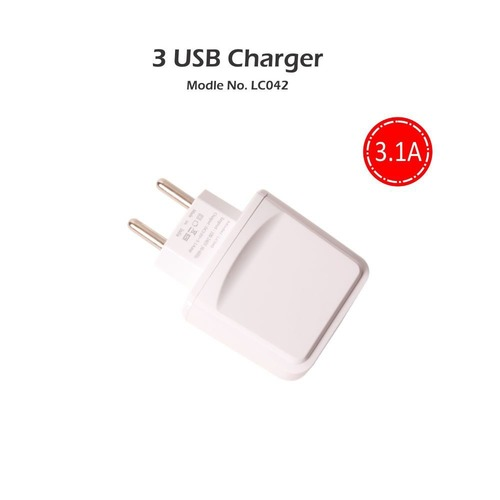 2 Amp Charger 2 Port