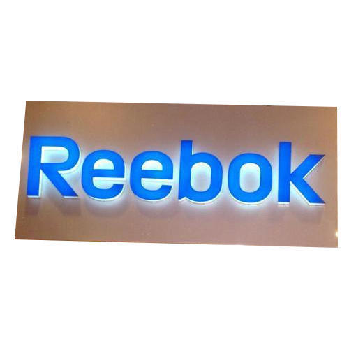 Acrylic Glow Sign Board