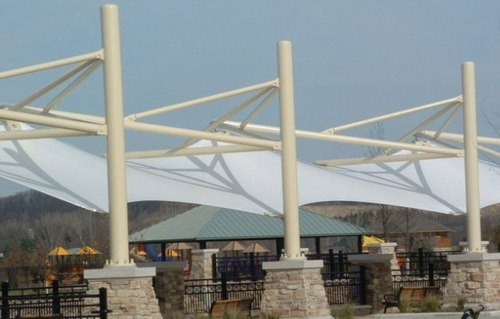 Iron Tensile Structure