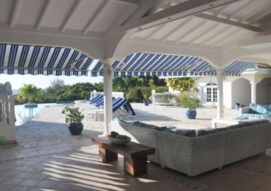 Reliable Terrace Awning