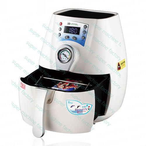 Mini 3 D Heat Transfer Machine