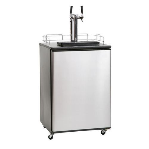 Ecoline-C Kegerator With Two Tap