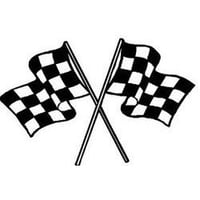 Flags for Car Racing Events