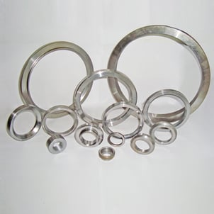 Forged And Turned Rings