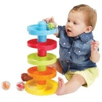 Ball Drop Baby Activity Toy