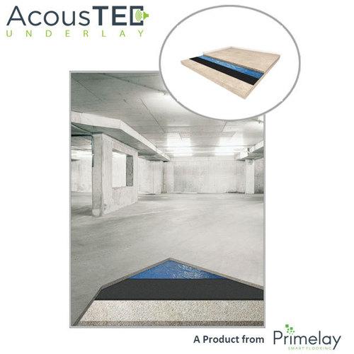 ECCR AcousTec 5 Sound Proof Underlays Acoustic