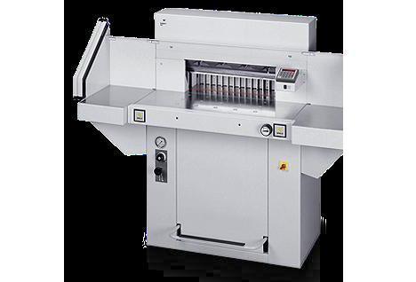 Programmable Hydraulic Clamp Paper Cutting Machine