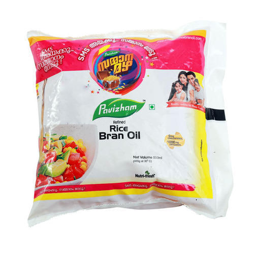 Rice Bran Oil 500 Ml