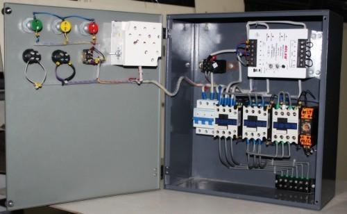 Star Delta Starter Motor Control Panel At Best Price In Bengaluru  Karnataka