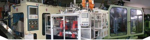 Extrusion Blow Moulding Services