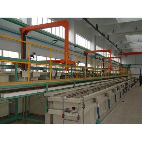 Automatic Zinc Plating Barrel