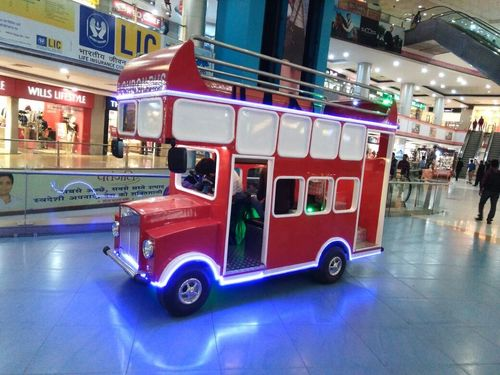 Battery Operated London Bus