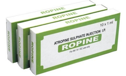 Atropine Sulphate Injection