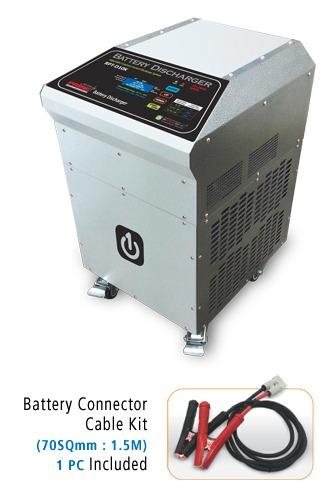 RPT D10K Digital Battery Discharger
