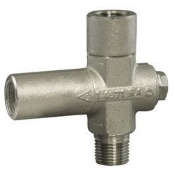 Reliable Over Pressure Protector Valve