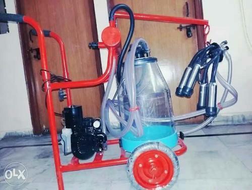 Automatic Portable Milking Machine