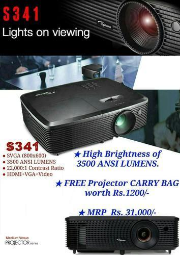 High Quality Optoma Projector S341