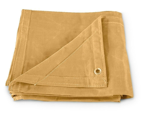 Premium Waterproof Cotton Tarpaulin