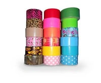 Printed Cloth Duct Tape