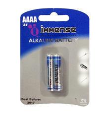 AAAA Size Alkaline Battery