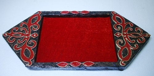 Designer Trays For Wedding and Parties Uses