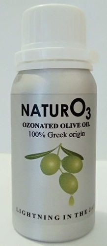 Skin Care Naturo3 Ozonated Olive Oil