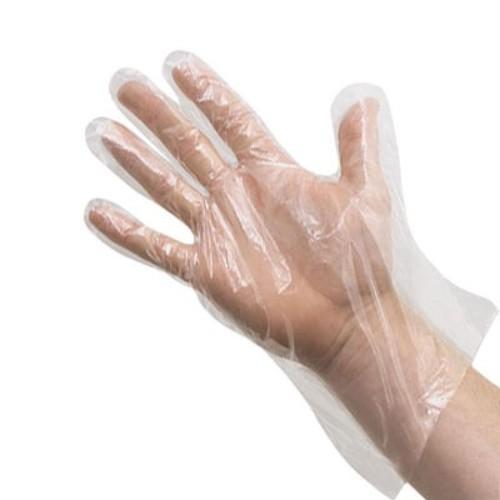 Transparent Disposables Gloves