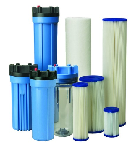 Duplex Cartridge Water Filter