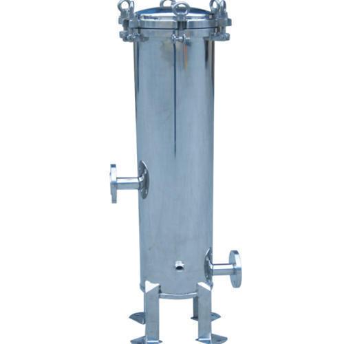 Stainless Steel Cartridge Filter Housing
