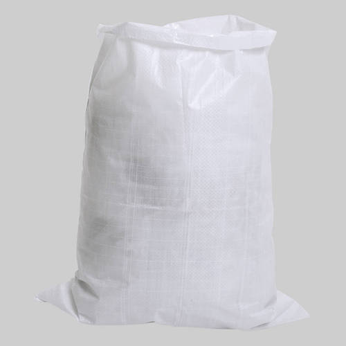 Woven Sack In Plaing White Of Best Quality Polypropylene