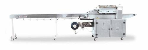 FLM5000 Bottom Wrapped Reverse Horizontal Flow Pack Packing Machine