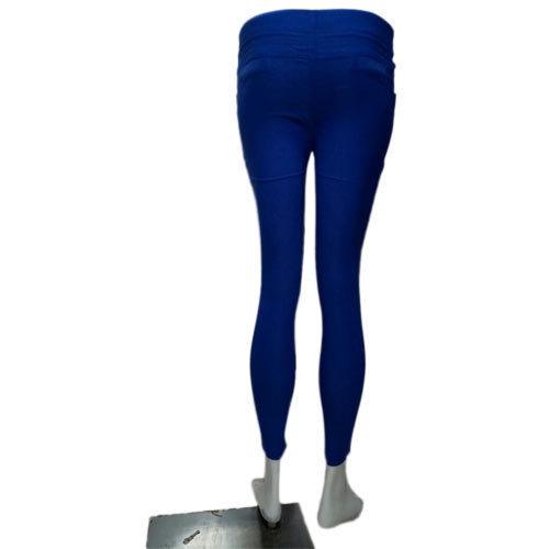 Ladies Blue Jegging For Women