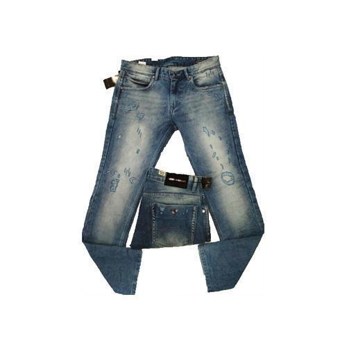 Men Denim Jeans Designed For Our Prestigious Clients