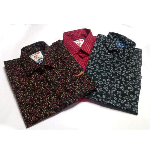 Men's Stylish Shirts Used For Party Wear