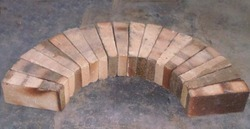 Superior Quality End Arch Bricks