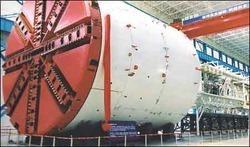 Tunnel Boring Machine (TBH)