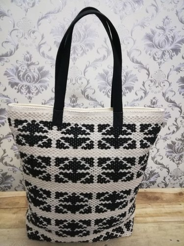 Cotton Handmade Tote Bag