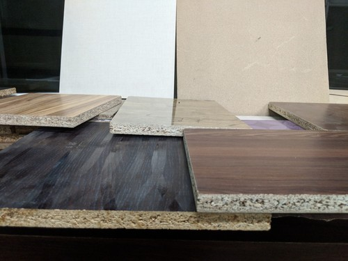 Designer Particle Board