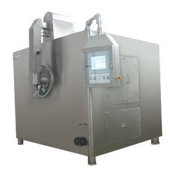 New Batch Tablet Coating Systems