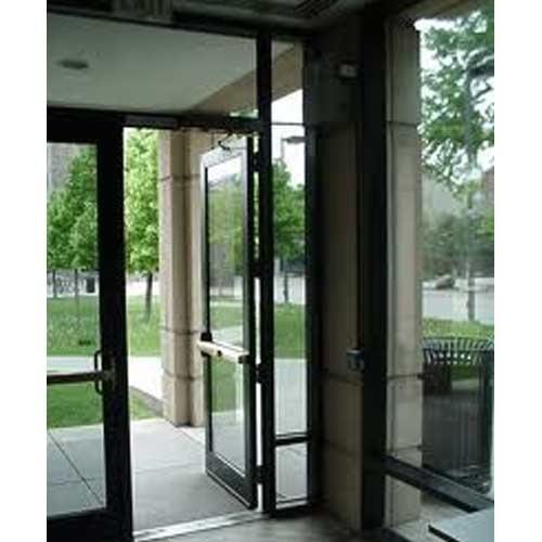 Barrier Free Door