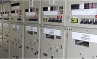 Electrical Control Panel Highly Available For Industry