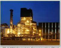 Power And Energy Plant