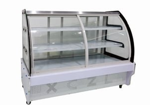 Refrigerated Multifunction Bakery Display