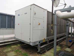 A/C Chiller Units And Boilers