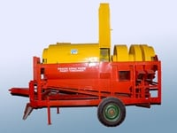 Prachi Delux Axial Flow Paddy Thresher