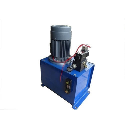 Hydraulic Power Pack With Out Manual Pump in  A-Sector (Sanwer)