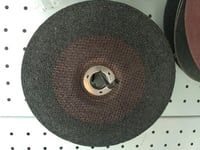 Longer Service Abrasive Wheels